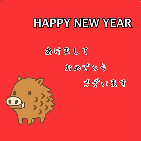 2018→2019 HAPPY NEW YEARの画像(プリ画像)