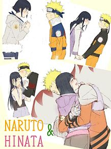 NARUTO&HINATAの画像(プリ画像)