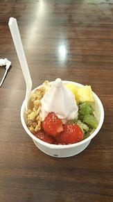 美味しいパン屋さんのソフトクリームを撮ってみたの画像(パン屋に関連した画像)