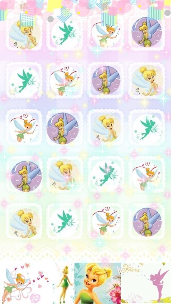 ディズニー ティンカーベル 壁紙の画像(プリ画像)