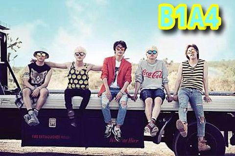 B1A4の画像(プリ画像)