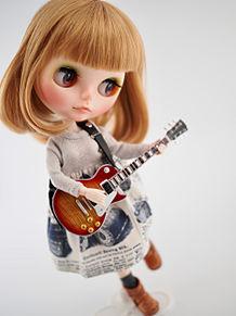 ブライス ギター女子 待ち受けの画像(ギター女子に関連した画像)