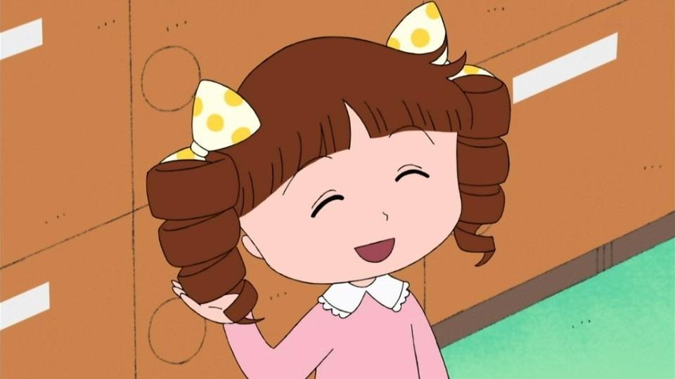 無料 無料ドリル : 城ヶ崎姫子(ちびまる子ちゃん ...