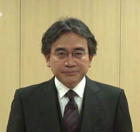 岩田聡社長の画像(プリ画像)