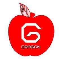 G-DRAGON ロゴ プリ画像
