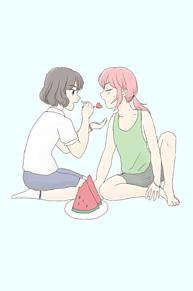 すいかの日のの画像(INZM腐に関連した画像)