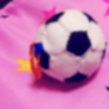 サッカーボール原画の画像(プリ画像)