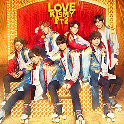 LOVE  ジャケ写  初回盤Aの画像(プリ画像)
