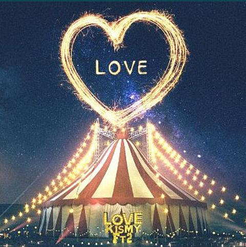 LOVE  ジャケ写  通常盤の画像(プリ画像)