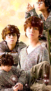 Kis-My-Ft2 北山宏光iPhone壁紙(Glitter) プリ画像
