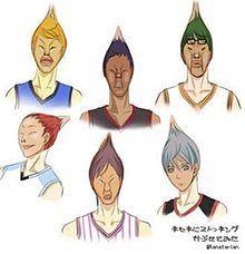 おもしろ キセキ 黒子のバスケの画像26点 完全無料画像検索のプリ画像