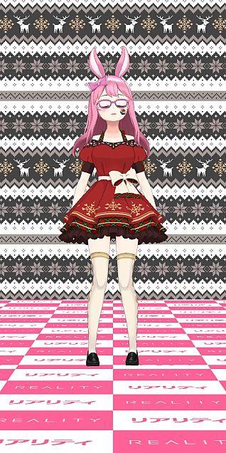 REALITY 冬ガチャで当たる服の画像(プリ画像)