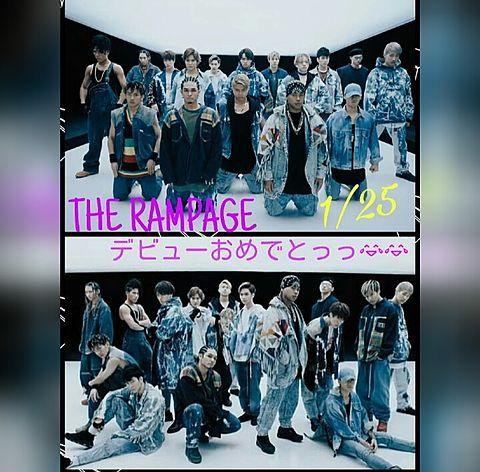 THE RAMPAGEの画像(プリ画像)
