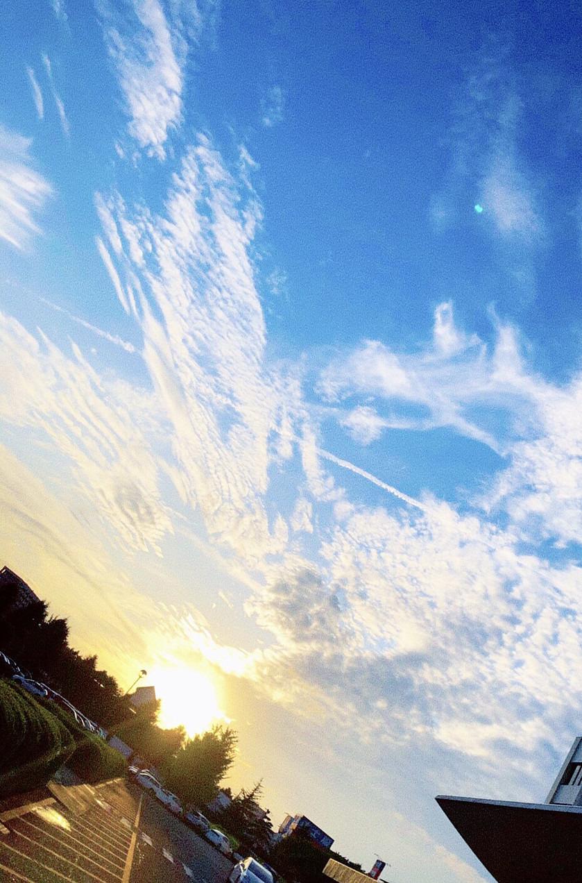 空 おしゃれ 綺麗 高画質 夕日 82379985 完全無料画像検索のプリ画像