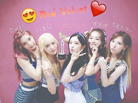 Red Velvet/redflavorの画像(プリ画像)