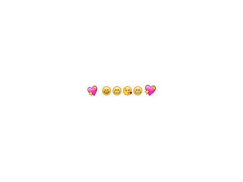 だいすき iPhone絵文字の画像(プリ画像)