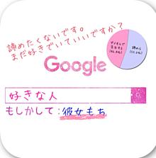 片思いの画像(Googleに関連した画像)