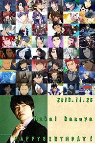 中井さん誕生日おめでとう!!の画像(血界戦線に関連した画像)
