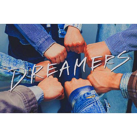 DREAMERS☆彡の画像(プリ画像)