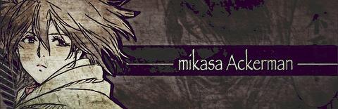 進撃の巨人     ミカサの画像(プリ画像)