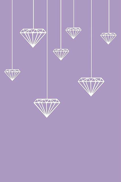 ダイヤのおしゃれでかっこいいスマホ壁紙