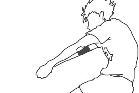 ノヤっさん/手描きの画像(プリ画像)