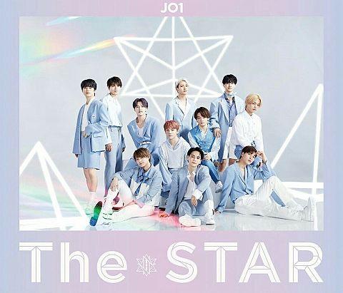 "JO1 1st album ""The STAR"" の画像(プリ画像)"