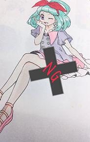 女の子の画像(お洋服に関連した画像)