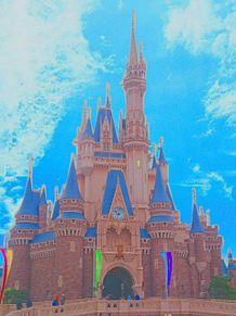 シンデレラ城🏰✨ プリ画像