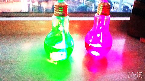 電球ソーダ💕の画像(プリ画像)
