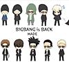 BIGBANGキャラクター プリ画像