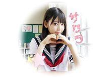 宮脇咲良アイコン プリ画像