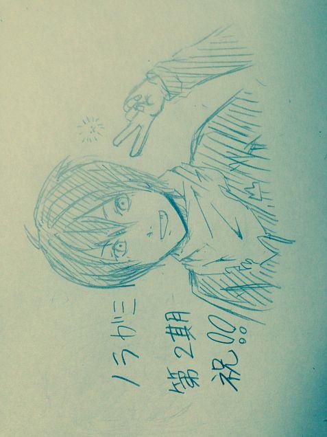 ノラガミ 第2期 祝!!の画像 プリ画像