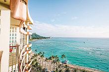 ハワイ ホテルロイヤルハワイアン  ハートのいいねを押してね! プリ画像