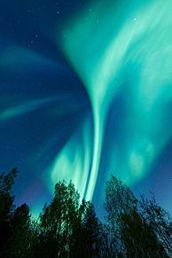 フィンランドのオーロラ  ハートのいいねを押してね!の画像(フィンランドに関連した画像)