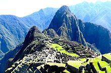 ペルー 世界遺産 マチュピチュ 写真右下のハートを押してねの画像(ペルーに関連した画像)