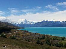 ニュージーランド 南島  写真右下のハートを押してねの画像(ニュージーランドに関連した画像)