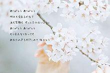 ありがとう〜旅立ちの声〜/ベリーグッドマンの画像(プリ画像)