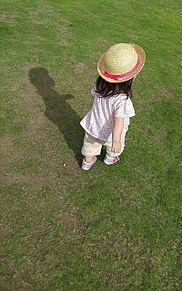 麦わら帽子の女の子の画像(プリ画像)