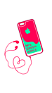 iPhone(Mrs. GREEN APPLE) プリ画像