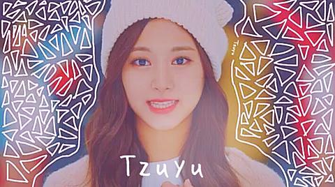 Tzuyuニット帽かわいい💕の画像(プリ画像)