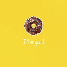 Colorful foods 🍊🍩 ❤︎の画像(ガーリーに関連した画像)