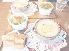 グラタン Lunch♡ プリ画像