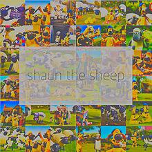 shaun the sheepの画像(ひつじのショーンに関連した画像)
