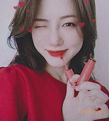 韓国オルチャン プリ画像