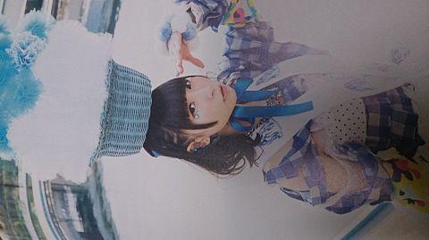 青くて小さい雫ちゃんの画像(プリ画像)