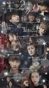 AAA MAGIC 歌詞画 壁紙の画像(宇野実彩子 壁紙に関連した画像
