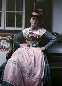 ドイツの民族衣装の画像(民族衣装に関連した画像)