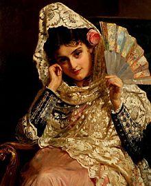 スペインの民族衣装の画像(民族衣装に関連した画像)