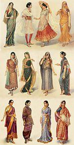 インドの民族衣装一覧の画像(民族衣装に関連した画像)